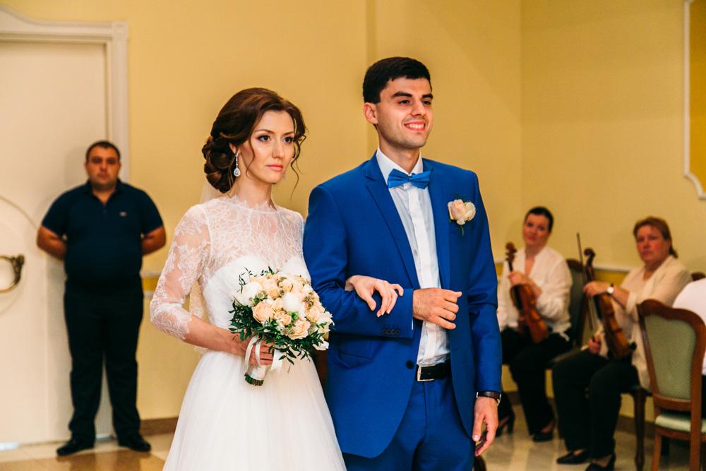 Свадьба в Армянском храмовом комплексе (фото)