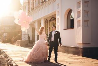 Свадьба Александра и Юлии (фото)