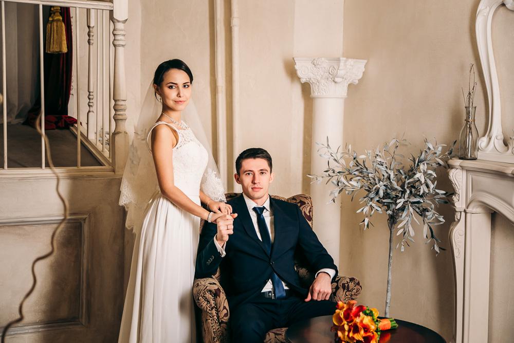 Свадебная фотосессия в студии Sunlight (фото)
