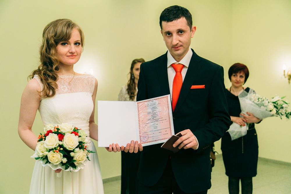 Свадебная фотосессия в ТЦ Вегас (фото)