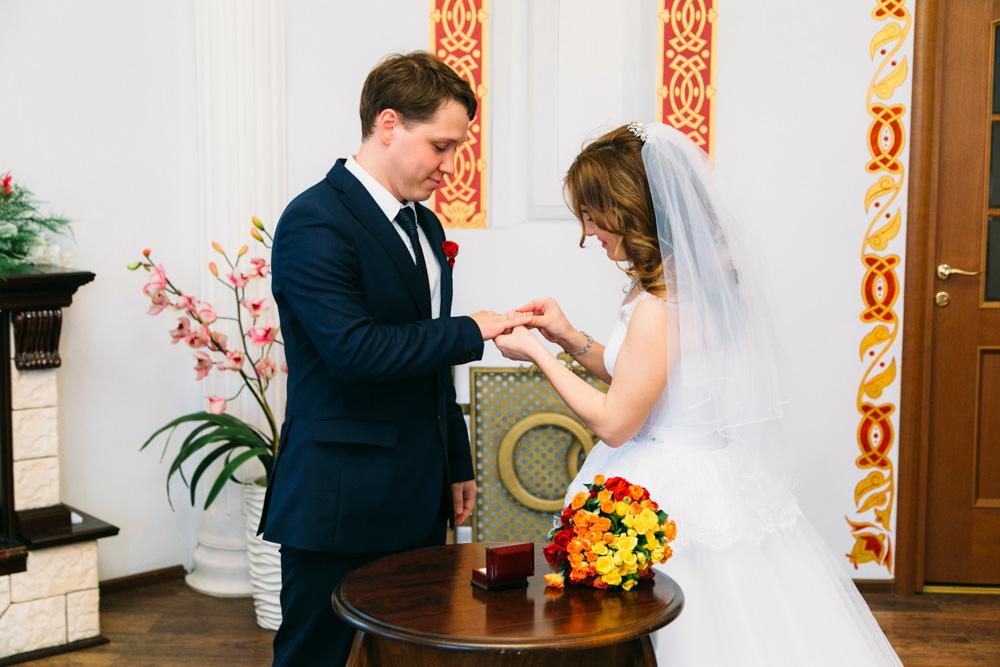 Свадебная прогулка по усадьбе Архангельское (фото)