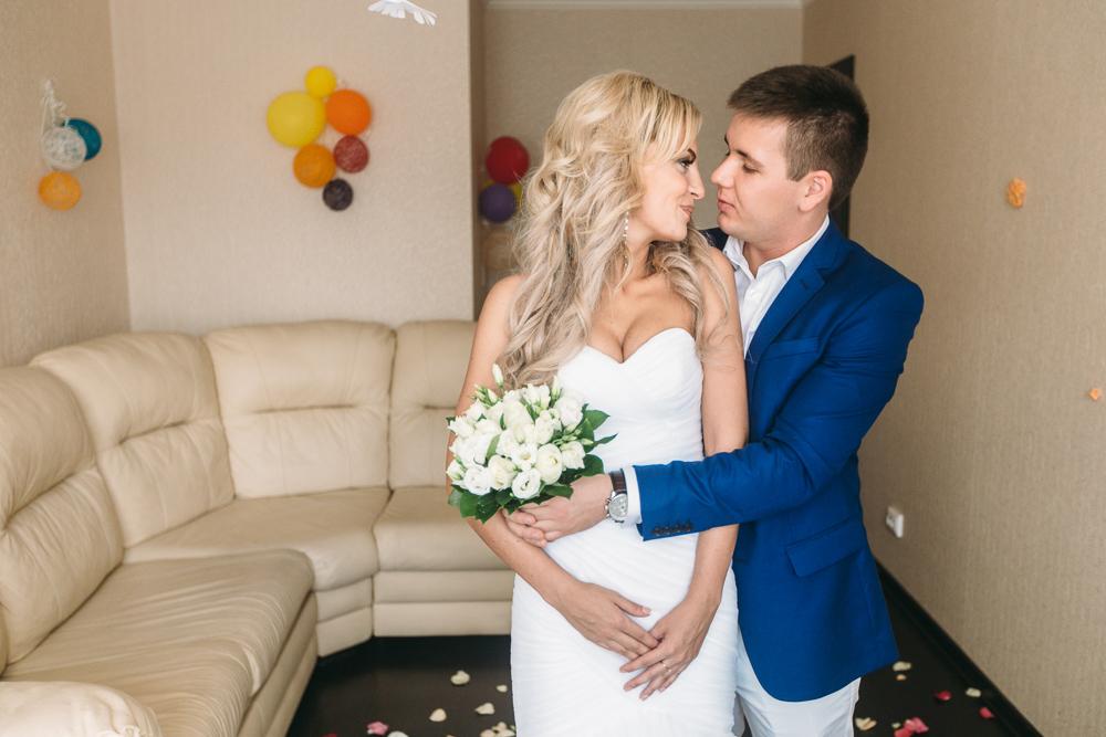 Свадебная фотосессия в Мытищинском парке (фото)