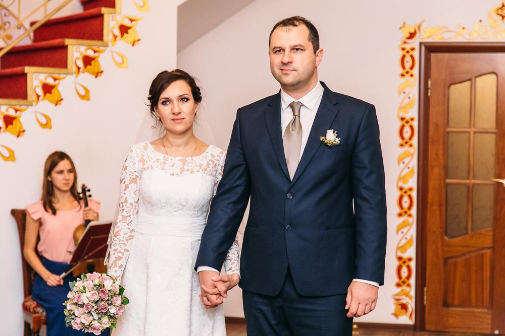 Свадьба в студии (фото)