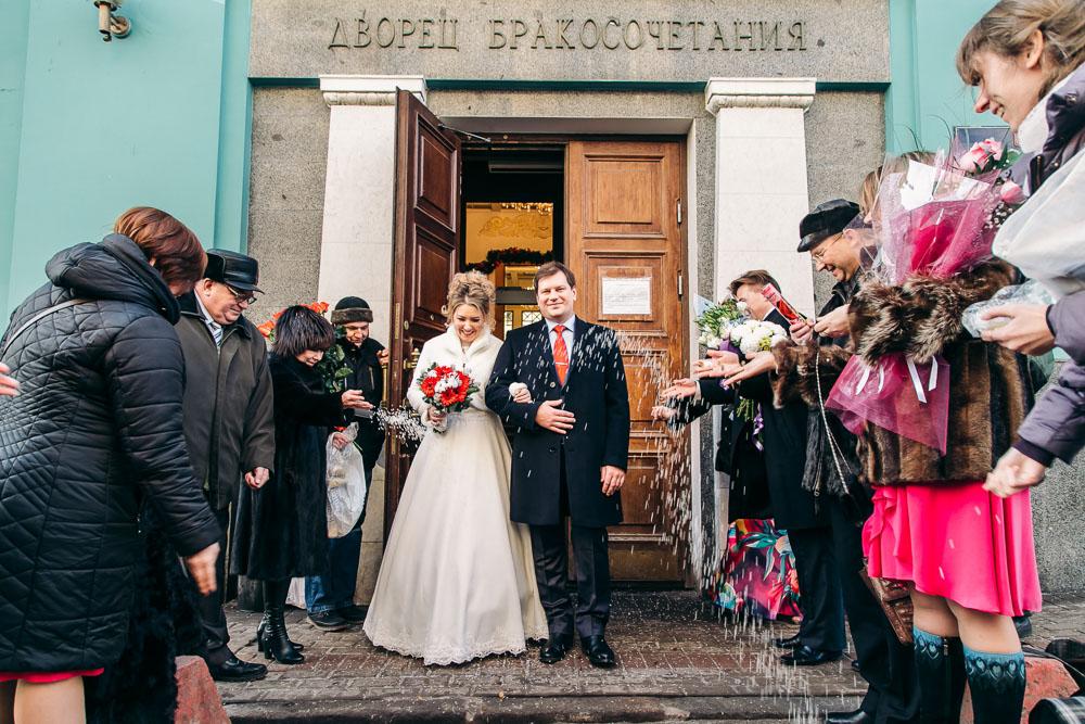 Свадьба в отеле Golden Ring (фото)