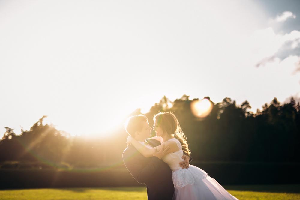 Как правильно выбрать место для свадебной фотосессии