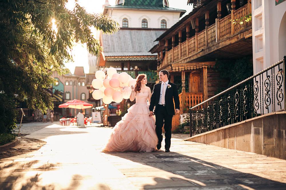 Измайловский кремль Москвы: свадьба в стенах старинного дворца