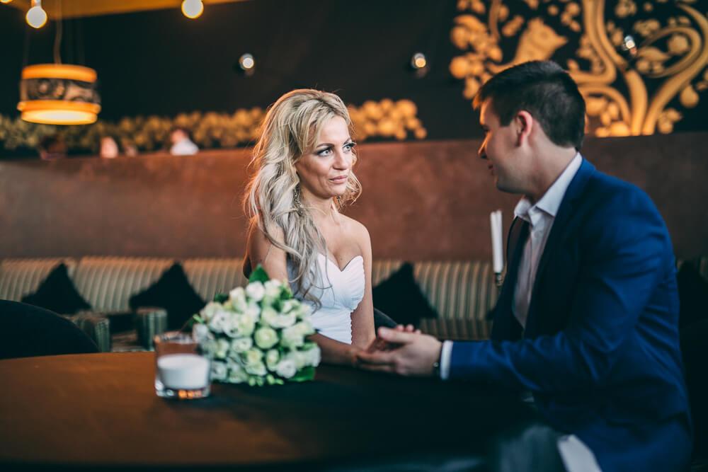 Свадебное торжество в городе Мытищи