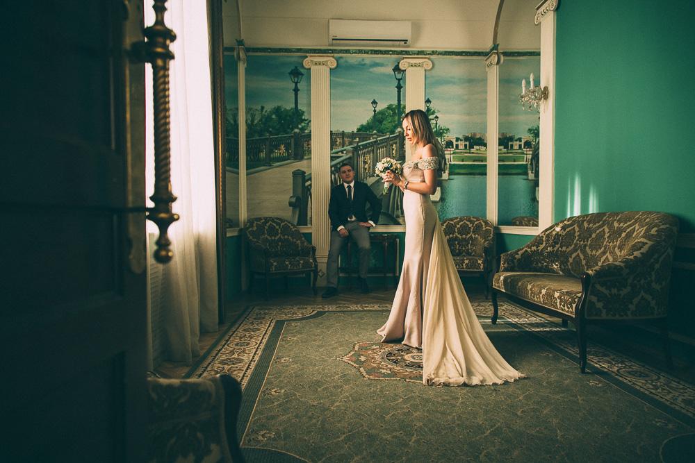 Дворец бракосочетания № 1: «Грибоедовский»
