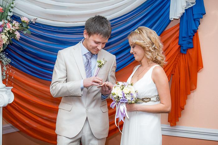 Люберецкий ЗАГС: свадьба в красивом Дворце бракосочетания
