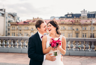 Свадьба Ивана и Дарии (фото)