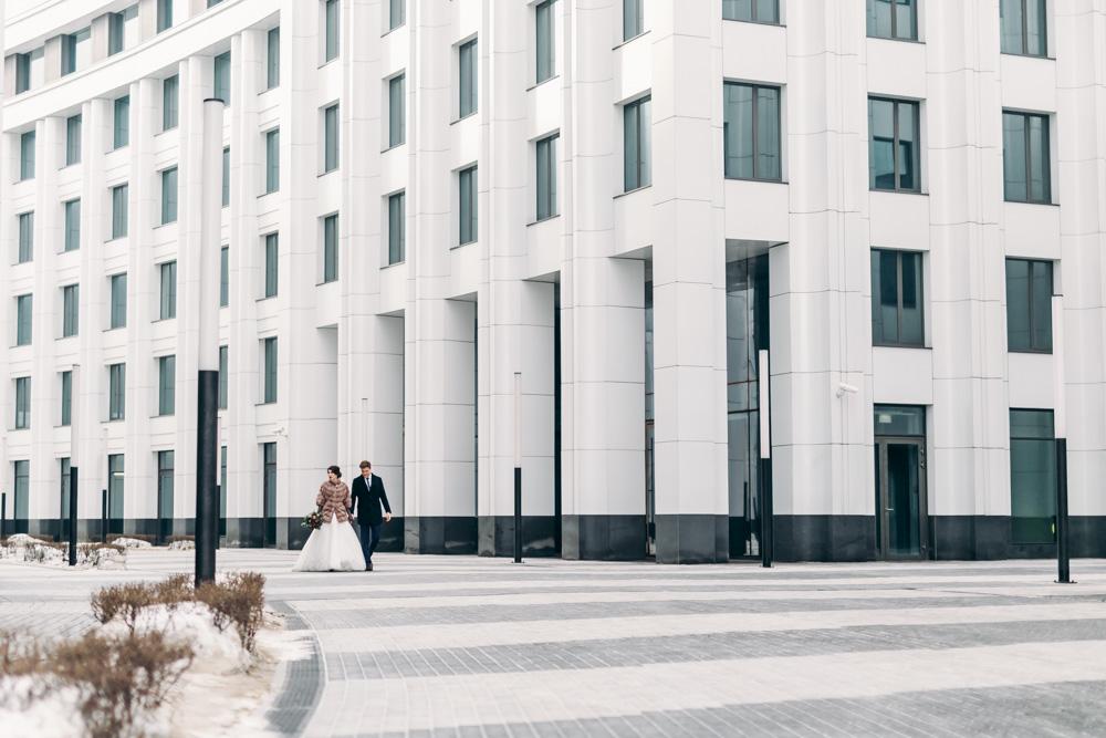 Бизнес-центр на Озерковской набережной